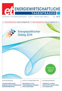 et – Energiewirtschaftliche Tagesfragen
