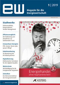 EW Magazin für die Energiewirtschaft