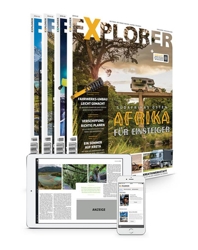explorer Magazin 03 2019