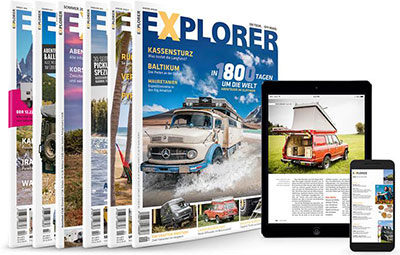 Explorer Offroad Magazin 2018